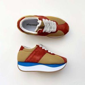 [ nib ] Jeffrey Campbell Thrash Sneakers